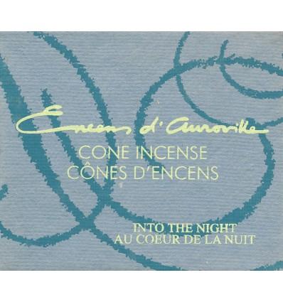 Auroville cone incense Dans la Nuit (In The Night)