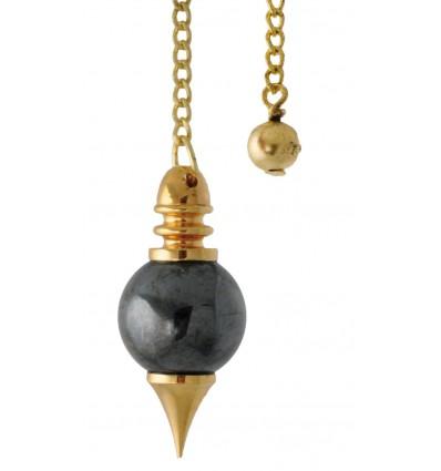 Hematite Spheroton pendulum