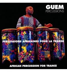 Percussions africaines pour la transe