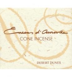 Auroville cone incense Desert Dunes