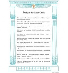 Ethical ideal of the Rose-Cross
