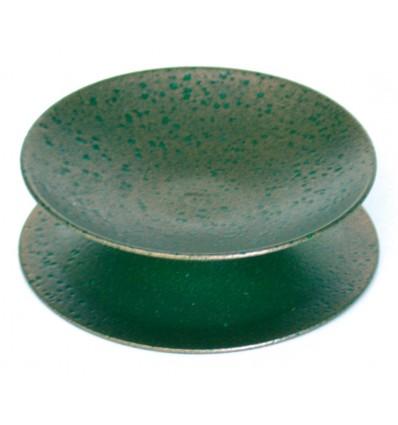 Mini copper incense holder