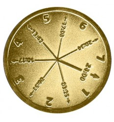 Indicator coin