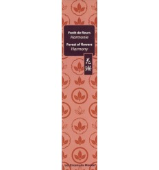 Incense boxed set Forest of Flowers