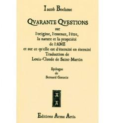 Quarante questions