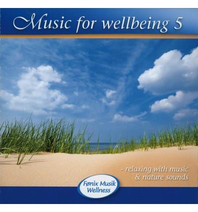 Musique pour le bien-être - Vol 5