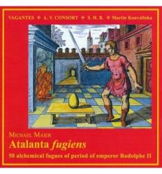 Atalanta fugiens - Michael Maïer
