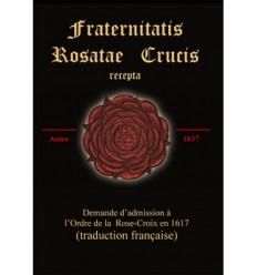 Fraternitatis rosatae crucis recepta