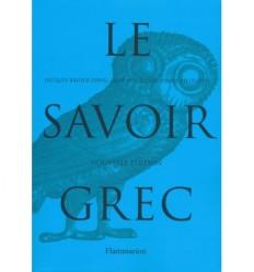 Le savoir grec