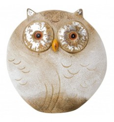 The Two Owls statuettes