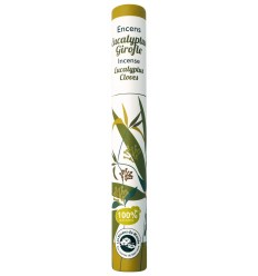 Plant-based, Eucalyptus Incense - Clove