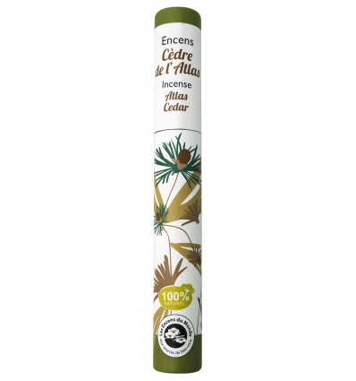 Plant-based, Atlas Cedar Incense