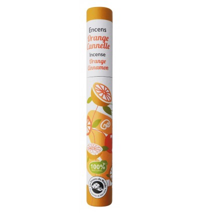 Encens végétal Orange - Cannelle