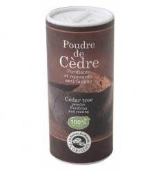 Cedar powder