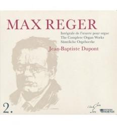 MAX REGER - VOL 2