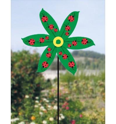 Ladybird Pinwheel