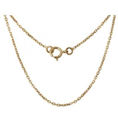 Chaîne - Plaqué or - 50 cm