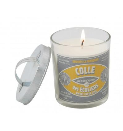School Glue Candle
