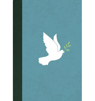 Dove of peace Notebook