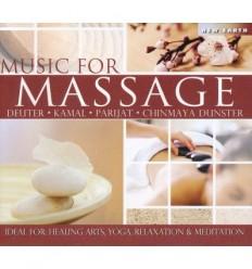Musique pour le massage