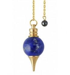 Pendule Sphéroton - Lapis Lazuli