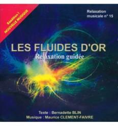 FLUIDES D OR CD