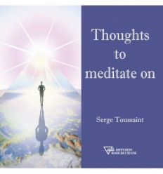 Thoughts to meditate on