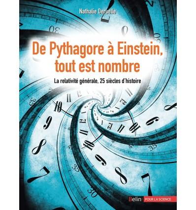 De Pythagore à Einstein, tout est nombre