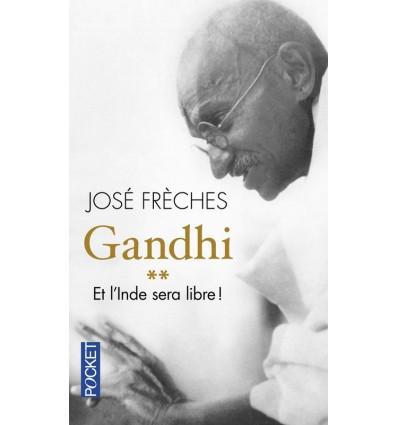 Gandhi - Et l'Inde sera libre - Tome 2