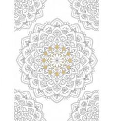 Mandala of Virtue card
