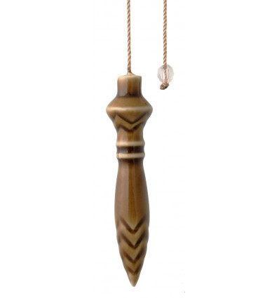 Pendule Egyptien - Céramique