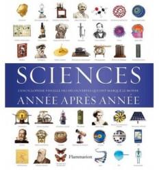 Sciences année après année