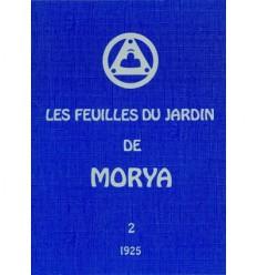 Les feuilles du jardin de Morya 1925 – Tome 2