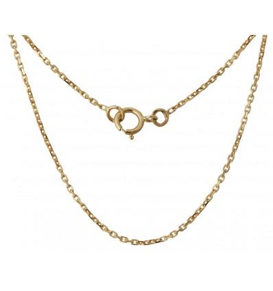 Chaîne - Plaqué or - 60 cm