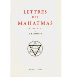 Lettres des Mahatmas