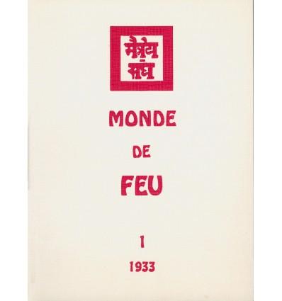 Monde de feu 1933 – Tome 1