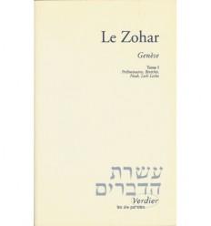 Le Zohar – Genèse, tome 1