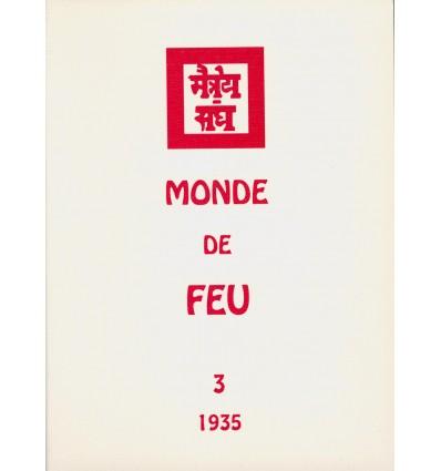 Monde de feu 1935 – Tome 3