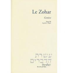Le Zohar – Genèse, tome 3