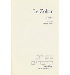 Le Zohar – Genèse, tome 4