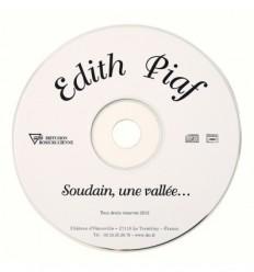 Soudain une vallée - Edith Piaf