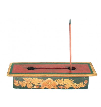Tibetan incense box