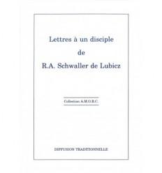 Lettres à un disciple