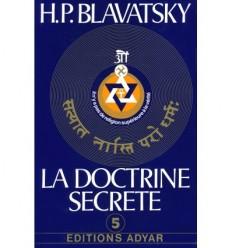 La doctrine secrète – Tome 5