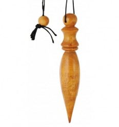 Boxwood Egyptian pendulum