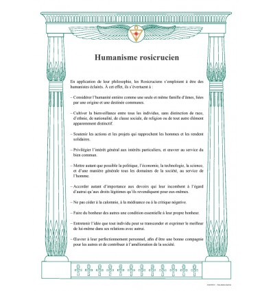 Rosicrucian humanism