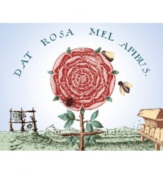 Encens Dat rosa mel apibus