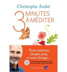 3 minutes à méditer