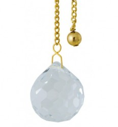 Pendule Cristal 30mm