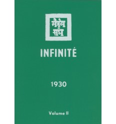 INFINITE (1930) VOL2